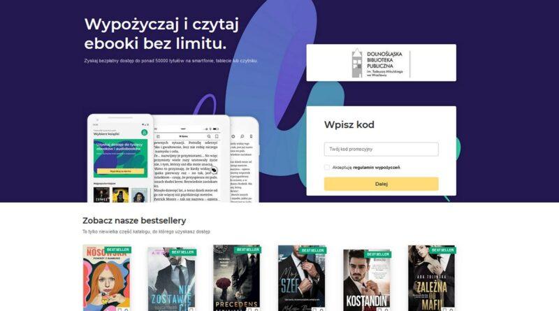 Legimi Biblioteka w Jaworzynie Śląskiej