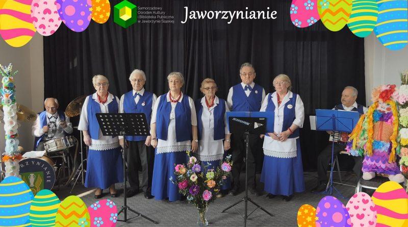 Zespół Jaworzynianie na Wielkanoc