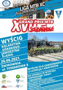 XVII Grand Prix MTB Solidarności w Jaworzynie Śląskiej @ Towarowa 8