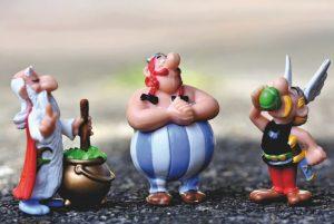 """Spektakl dla dzieci """"Asterix ratuje Obelixa"""" @ Hala sportowo-edukacyjna"""