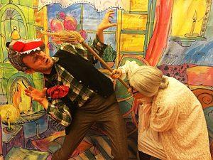 """Spektakl dla dzieci """"Czerwony Kapturek"""" @ Hala sportowo-edukacyjna"""
