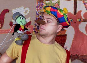 """Spektakl dla dzieci """"Pinokio"""" @ Hala sportowo-edukacyjna"""