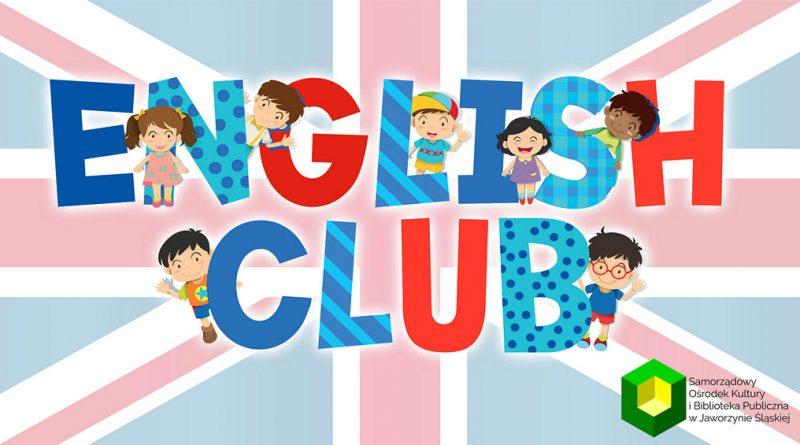 English Club Przygoda z językiem angielskim